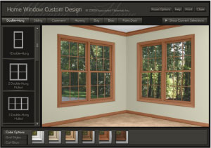 Home Window Custom Design screenshot
