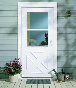Larson Storm Doors Suburban Construction Value Core